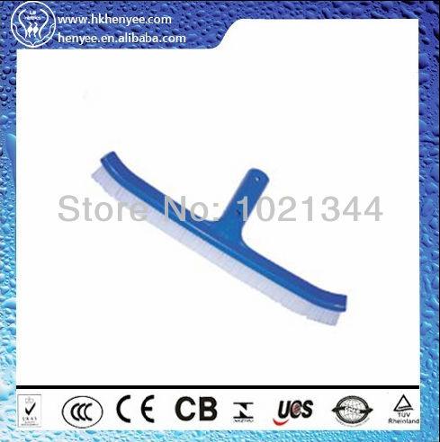 Swimming Pool Equipment Plastic Pool Cleaning Brush 18''(China (Mainland))