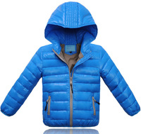 Retail+Free shipping 2013 Boys  Winter white duck down jackets Baby down coat,children clothing Jackets outerwear thickening