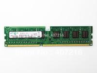 Wholesale S a m s u n g DDR3 8GB PC3-12800 1600MHz  2Rx8 Desktop Memory Free shipping