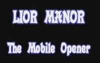Lior Manor - The Mobile Opener , only magic Teach - In,no gimmick,fast delivery, magic trick free shipping