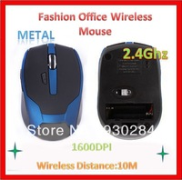 Free Mail Wireless Fly Air 2.4Ghz  Mechanical Computer Components Souris Ordinateur  Informatique Mouse Ergonomic Keyboard Mouse