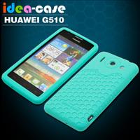 For huawei g510 De-Forest silica gel sets mobile phone case u8951d soft case t8951d c8951 case
