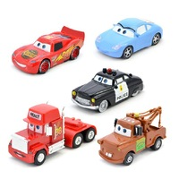 2013 New Fashion Alloy Car Model Cartoon Children's Pull-back Toy Cars And Truck Gift