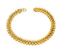 OPK JEWELRY Brand New Design Love Bangle Jewelry High Quality Fashion 18K Real Gold Plated Women Cuff Bracelets Bangles 388
