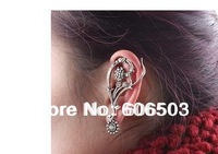 H059 fashion Retro men and women punk metal earrings free shipping