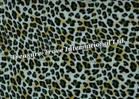 High Quality 1.52*30m Colored Leopard Print Car Wrapping Camouflage Vinyl with Air Drain