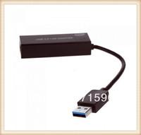 10set/lot USB3.0 10/100/1000Mbps Gigabit Ethernet RJ45 Lan Adapter External Network Card