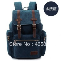 Promotion 2013 canvas casual  kaukko hot selling backpack vintage
