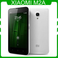 In stock original Xiaomi M2A xiaomi Mi2A, 1g ram16g rom, Dual Core 1.7GHz, 4.5 inch ips multi-touch Retina screen