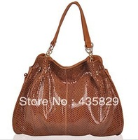 Promotion women's handbag 2013 vintage fashion trend of the formal one shoulder cross-body leather bag