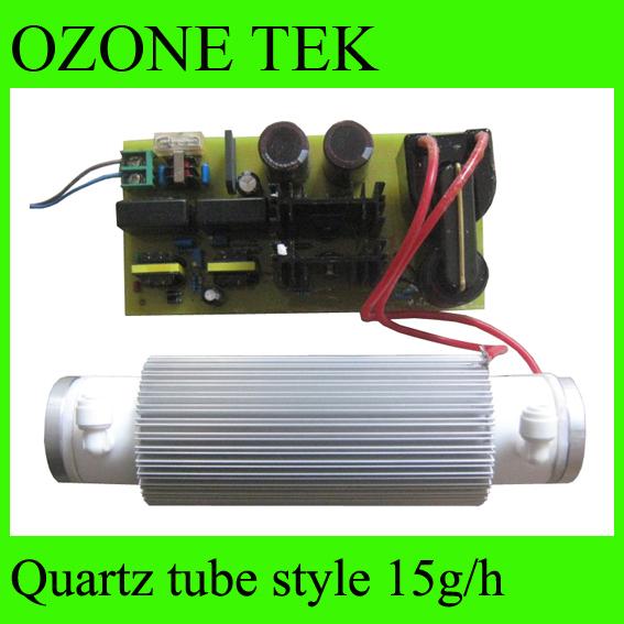 LF-22015QBOL, AC220V 15g/h Quartz tube style ozone generator ozoni jenereta ozone generantis ozone generator 220v ozongenerator(China (Mainland))