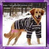 British style pet warm winter padded S-M-medium dogs small pet dog winter clothes, winter clothes L-large