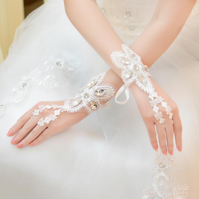 нарядные перчатки для девочек оптом