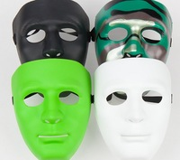 Bboy mask Hip-hop JabbaWockeeZ street step dance 3 colours EMS shipping