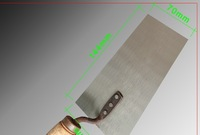Mason, plastering trowel plastering knife for construction tools