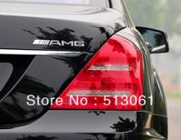 Free shipping (5pieces/lot)AMG car stickers emblem Mercedes-Benz