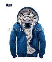 Free shipping Hot! Men's winter warm coat jacket Hooded Sweater winter padded jacket Slim hot M-XXXL