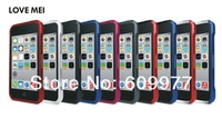 Free Shipping High quality Aluminum Metal Bumper Frame Case Cover For iPhone 5C