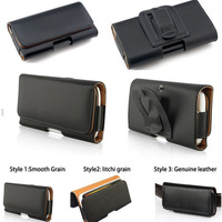 Leather Case Belt Clip Pouch For Hot sale android phone For Iocean x7 Free shipping