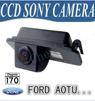 SONY CCD Chip Car Rear View Reverse Parking CAMERA for FORD MONDEO/FIESTA/KUGA/FOCUS (2 carriages)/S-Max/CHIA-X