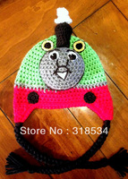 Percy the Small Engine Inspired Hat. Free Shipping