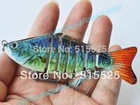 2pcs/lot hard lure fishing lure swim bait minnow free shipping