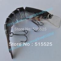 2014 hot sale!Free shipping 2pcs/lot swim bait  fishing lure deep water lure crank bait with bib