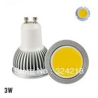 3W 5W GU10 E27 E14 COB LED Spot Light Spotlight Bulb Lamp High power lamp 85-265V Warranty 2 years CE ROHS -- free shipping