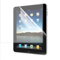 2013 New Screen Protector for iPad 2 3 4 LCD Clear Transparent Front Screen Guard Protector for Apple new ipad Free Shipping