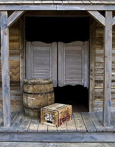 Achetez en gros les portes de style saloon en ligne des for Porte saloon western