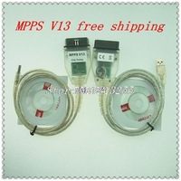 2013 hot sale new MPPS V13.02 Chip Tuning have multi-language ,free shipping