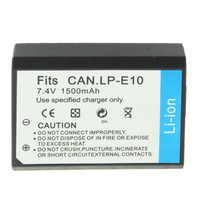 New Arrival LP-E10 Battery for Canon EOS 1100D Digital Camera