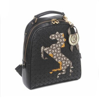 Fashion personality popular 2013 pentium backpack