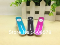 Free Shipping Factory Stock Mobile V4.0 Stereo Headset Bluetooth With Clip In Newest  Model