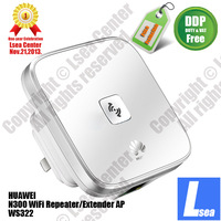 HUAWEI N300 WiFi Repeater/Extender AP WS322 DDP Service Price Protection Lsea Center One-year Celebration 1202AD