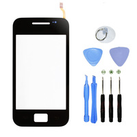 Black 100% Quality Original Lcd Touch Screen Digitizer Replacement Glass For Samsung Galaxy Ace S5830 5830+Tools Free Shipping!!