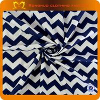 1 pcs/lot free shipping 100*150CM royal blue and white fabric cotton print fabric wholesale