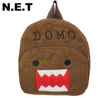 Children bag school cartoon animal backpack Baby Toddler kid's hairy Schoolbag Shoulder Bag kindergarten bag Domo