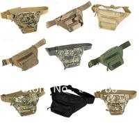 FREE SOLDIER TACTICAL COMBAT MULTI-FUNCTION BIKE BAG WAIST POUCH MULTI COLORS