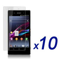 Clear 2 in 1 (Front Screen Back Cover) LCD Screen Protector for Sony Xperia Z1 / L39h