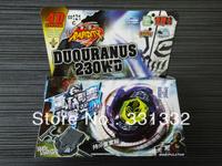 1pcs Beyblade Metal Fusion 4D set DUOURANUS 230WD BB121C kids game toys children Christmas gift