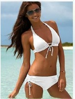New Fashion Women Hot Sexy Swimwear Victoria Stype Bandage Bikini Set Bathing Suits Women Swim Suits Monokini HTNYY-084