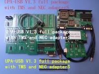 UPA USB V1.3 FULL SET with TMS and NEC adapter UPA USB 2015 UPA USB last version full
