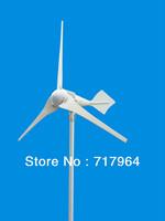 Hot sale!1000w Dolphin wind turbine with 3 blades,max power 1200w,DC24V/48v