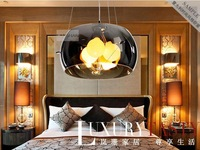 Free shipping DHL ! Lamps led pendant light modern brief living room lights bedroom lamp lighting d007