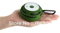 New Arrival Portable Outdoor BV200 Mini Wireless Bluetooth Speaker Hands Free Cell Phone and Card Stereo Player
