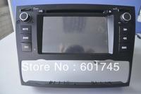 "6.2"" touch screen car dvd player gps navigation fm radio for BMW 3 Series E90 AL-7032"