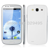 "New Haipai I9389 I9377  S3 MTK6589 Quad Core Android 4.2  1G+4G  4.7"" capacitive touch screen Free shipping"