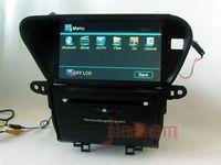 Newest Car multimedia gps navigation accessories for Honda Spirior