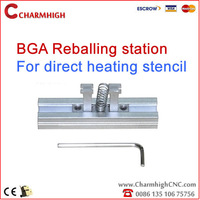 Free shipping, best quality BGA Reballing Station, BGA jig,  for dicrect heating stencil, best price! hot sale.